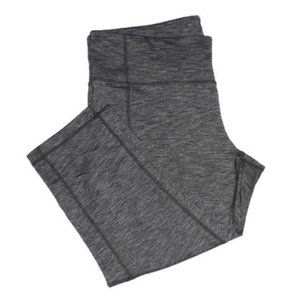 Athleta Gray Revelation Capris Pants Legging